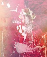 I'm a daughter of the sadness-#graphic by Ponbaby by PonBaby