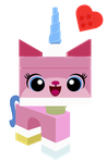 Actual Unikitty by PixelKitties