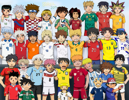 Road to Brazil 2014 by TheMuseumOfJeanette