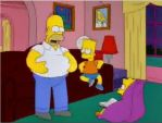 homer wants to gain weight by bendavl