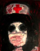the nurse is in... by angelthanatos