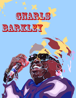 Gnarls Barkley Poster by MissusHow