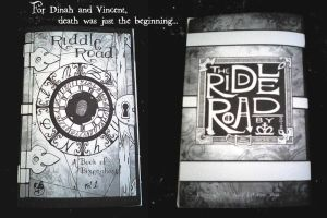 Bizenghast 2: The Riddle Road by sadwonderland