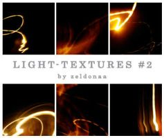 Light Textures 02 by Zeldonaa