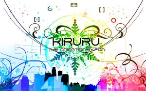 Logo New kiruru or fon by kiruru2592