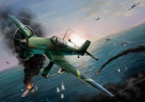 Stuka by Aguilas