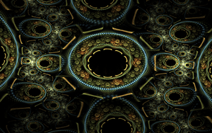 stoned floor with black holes by Andrea1981G