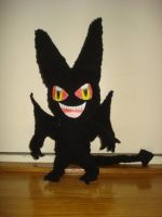 Heratic Plushie by NIGHTSandTAILSFAN