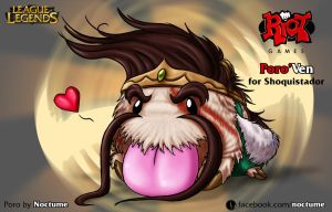 Poro'Ven for Shoquistador by Noctume