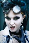 Steampunk Vampire by Vampire--Kitten