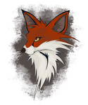 Fox Icon 1 by Dragon-flame13