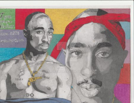 2 Pac by AfroSamVa
