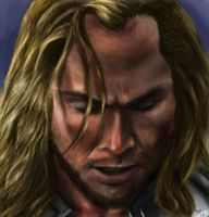 Thor Love by mikah1337