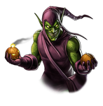 Canceled project - Green Goblin by Fan-the-little-demon