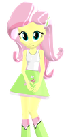 Fluttershy by frede15