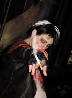 New Dante Cosplay 4 by Askarothdeliran