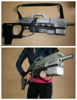 DW Rose's big gun by Tyalis-photo