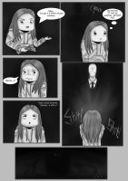 How i met Slenderman and Jeff, Part 2. by PutaRabbitYandere