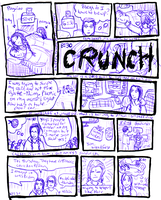 Hourly Comic Book Day Page 1 by pinguino