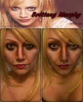 Brittany Murphy Character Illusion by HannabalXMarie
