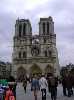 Notre Dame by ionshu
