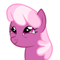 Cheerilee Cider Face by orangel8989