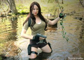 Tomb Raider-Legend by GlisteningIceCandy