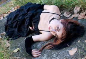 Lady Dark 29 by Noree-stock