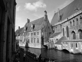 bruges 2 by Oussika