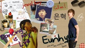 Eunhyuk Wallpaper 15 by ForeverK-PoPFan