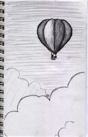 """Day 84 - """"Float"""" by heybass"""