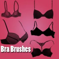 Bra Brushes by remygraphics