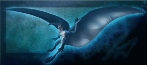 Comish - Arctic Wings by TwilightSaint