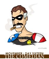 movember 16 by striffle