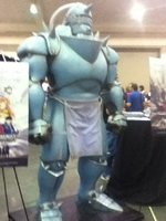 Alphonse at Otakon 2011! by The-Heir-of-Time