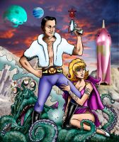 Ed Wood Conquers the Universe by Loneanimator