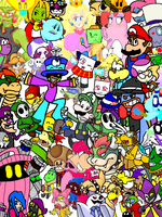 Mario RP Group Pic 1 of 2 by TheMarioRP