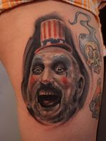 Capt. Spaulding by tat2shippey
