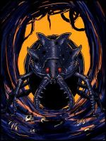 Dire Beetle by Grinning-Oni