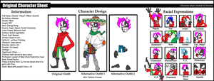 ComX Character Sheet by ComX-1