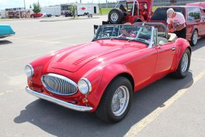 Widened Austin Healey by KyleAndTheClassics