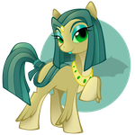 Twiggy's Little Pony Adoptable #34 [Closed] by Twisted-Severity