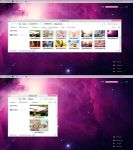 Snowy [Theme Windows 8/8.1] by k1000adesign