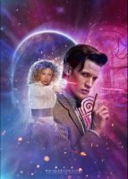 Doctor Who - Titan Comics: The Eleventh Doctor 2.8 by willbrooks