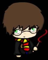 Harry Potter. by abzies
