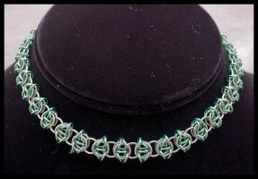 Celtic Visions chainmail by norimarr