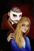 Phantom Of The Opera by HollyTheTerrible