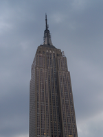 Empire State Building by MoonShadow902