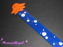 Octopus bookmark 2 by Metterschlingel