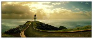 Cape Reinga by barns